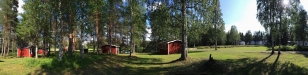 Vuollerim Camping