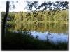 Vid trollsjön finns också en stor badbrygga