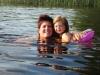 Uppläggarens dotter VERONIKA med Michelle