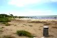 Stranden mot söder.