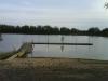 Vägla badplats, Vitasjön
