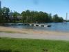 Vårbybadet, Vårbyfjärden