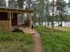 Campingstuga vid Ölsjön i Ramsberg