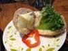 Så här ser ett rån ut - på Evas Paley - 35 kr för minimal svettig skrumpen ostbit