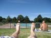 Stora poolen på Nytorpsbadet