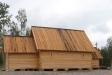 Särkilax kyrka fotad från norr 3 augusti 2018.