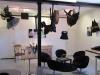 Café galleriet. utställning av konstnären Aira Lee