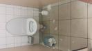 Tyvärr en vanlig syn på campingens toaletter