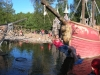 Piratlekplatsen på Daftö Camping