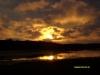 Solnedgången över Stocken...
