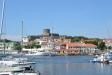 Fästningen och hamnen
