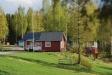 Sölje Camping reception samt konferansbyggnad som även fungerar som Tv rum för gästerna