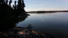 Klippor vid östersjön