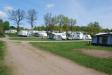 En del av campingen