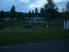 Nygrillad lax fångad i sjön mumma så gott
