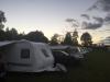 Härlig kväll på Kosta bad och camping.