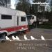 Mohems Camping karta över husvagnsplatser
