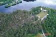 Campingen och Hembygdsgården från ovan
