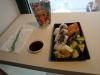 En vegetarisk sushi joo