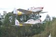 Fin uppvisning under Borås Airshow 2007