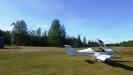 Härnösand flygfält (Myran)