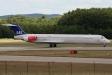 MD81:a strax innan takeoff