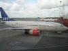 Nya F-piren på Arlanda flygplats