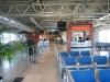 Design mellan terminal 3 och 4 på Arlanda flygplats