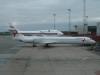 Tankning av SAS MD-80 LN-ROX