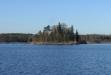 Utsikt över Ljudersjön