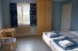 Rum för 800kr per natt med eget badrum