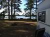 Orrefors camping vid Orranäsasjön