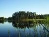 En del av denna underbara sjö