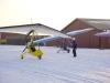 Vinterflyg med Trike i Eslöv