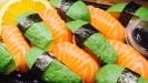 Lax & Avokado Sushi från KenzoSushi nyägare