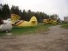 Några AN-2:or på fältet.