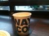 Inga koppar bara muggar för kaffet.