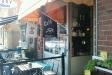 Café Priq på Storgatan i Ludvika