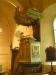 Predikstol från 1696