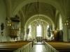 Predikstolen är gjord 1791