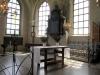 Kyrkan har även två äldre dopfuntar
