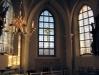Kyrkan saknar altardekor på traditionell plats