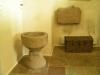 Dopfunten är kyrkans äldsta föremål