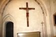 predikstolen och altaret.