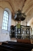 Predikstol från 1650-talet