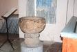Dopfunten från tidigt 1100-tal.