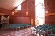 Kyrkorummet från predikstolen.