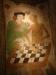 Den klassiska bilden: Dödens schackspel