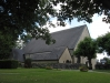 Kyrkan ligger i en trakt som är rik på fornminne Juli 2010