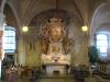 En gyllene altaruppsats